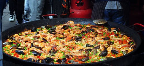 Featured image Spanish Meals Paella - Spanish Meals